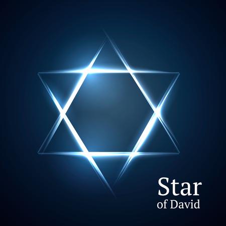 etnia: Resumen estrella de fondo de David.