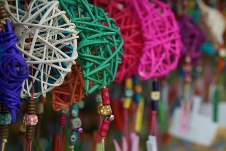 materiale: Materiale colorato