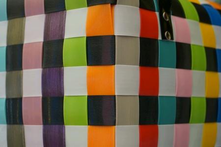 grid: Colorful grid