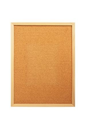 corkboard: Blank corkboard
