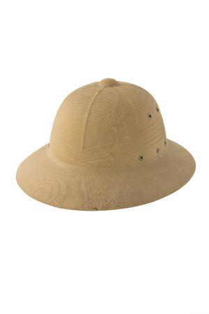 pith: sun helmet