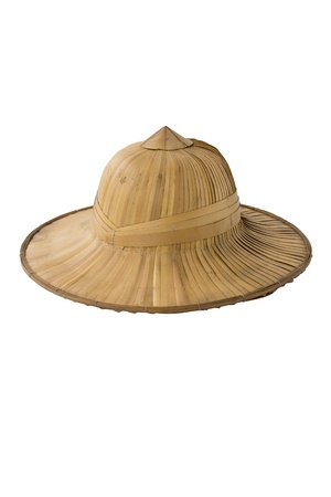 pith: tropical straw pith helmet