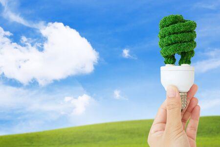 eco energy concept  photo