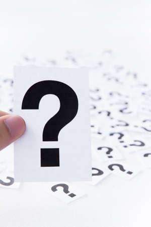 businees: question concept