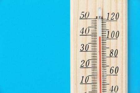 termometer: high temperature
