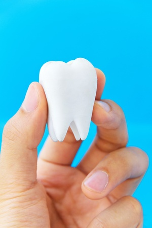 teeth concept Stock Photo - 13416627