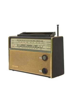 Old radio Stock Photo - 14123371