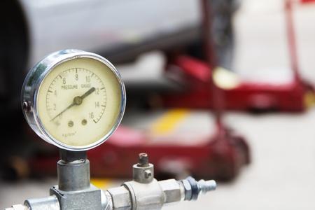 air pressure: air pressure,checking tire concept