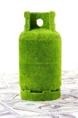 overuse: eco gas tank concept