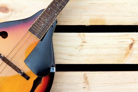 mandolin: mandolin background  Stock Photo