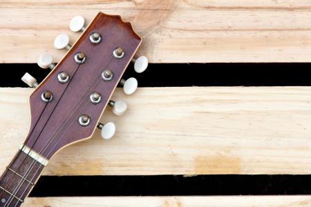 mandolino: mandolino paletta sfondo