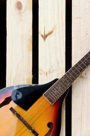 mandolin: mandolin background  Stock Photo