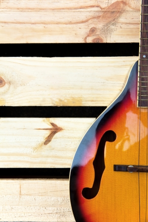mandolin: mandolin background concept Stock Photo