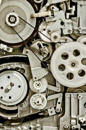 old mechanism Stock Photo - 17020780