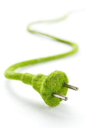 electric plug: eco electric plug