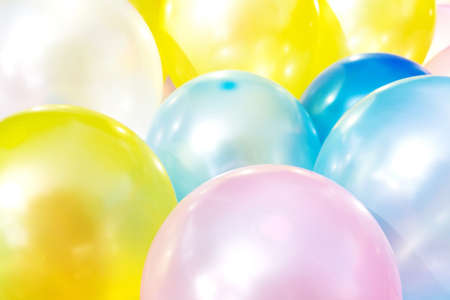 balloons background: Balloon background