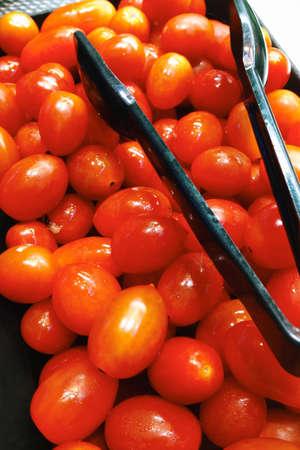 Tomato,Salad Buffet photo