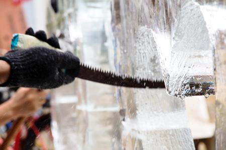 ice sculpture: Ice Sculpture Carving