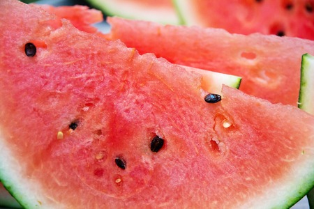 pulpy: fresh watermelons