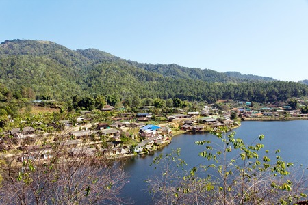 Ban Rak Thai (the Thai-loving village) Chinese refugees settling in Northern Thailand can be dated back to the 1949 Communist takeover in China,is a village near Mae Hong Son.