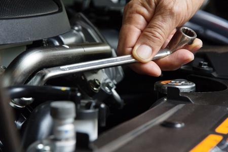 auto repair: auto repair concept