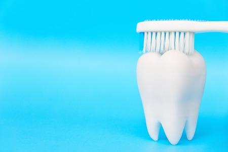 dental floss: Dental Hygiene Concept