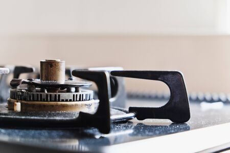 gas stove: Gas stove background