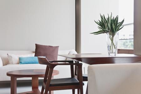 Salon moderne.