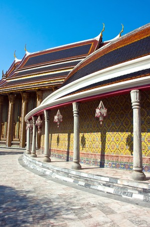 Wat Ratchabophit,The temple was built during the reign of King Chulalongkorn (Rama V).