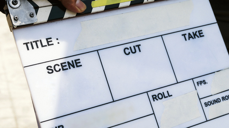 Film production crew