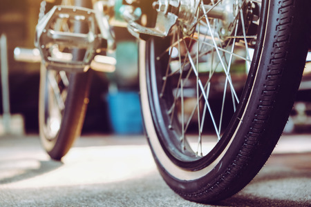 Detail image of Bmx bike background 版權商用圖片