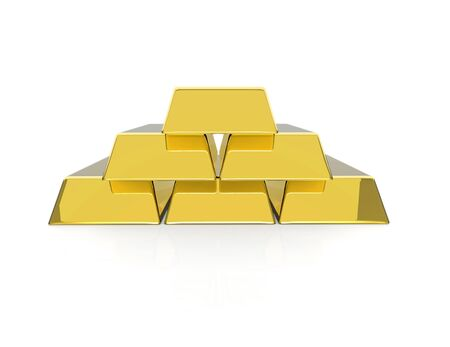 goldbars: gold bars  Stock Photo