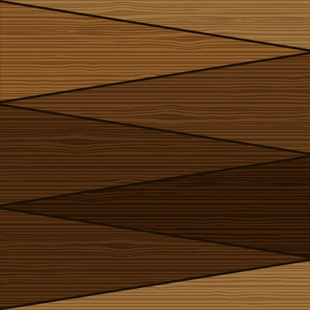 wood wall background Vector Vector