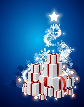 background christmas Vector