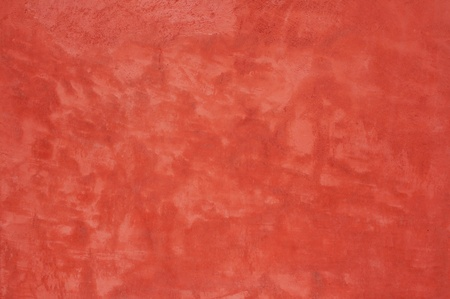 red concrete wall texture  photo
