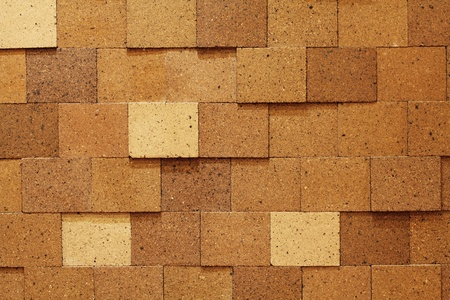 brown cork: Plywood wall