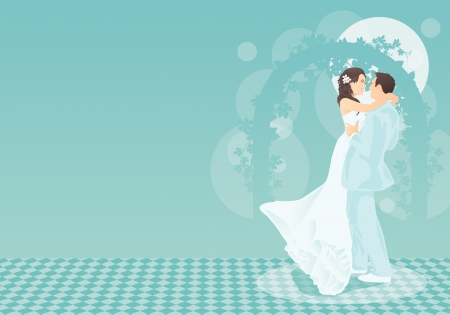 wedding background photo