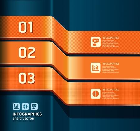 visual presentations: Modern   Design template