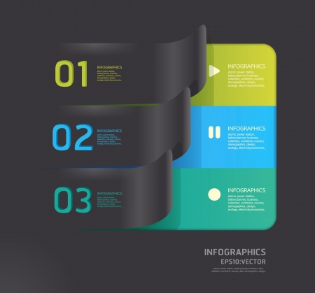Modern Design template Stock Vector - 15831625