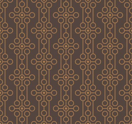 brown wallpaper: background - seamless distortion from flower