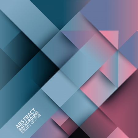 triangle shape: Abstract distortion from arrow shape background - seamless  can be used for  graphic or website layout  Illustration