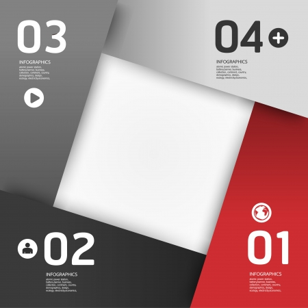 set template: Modern Design template