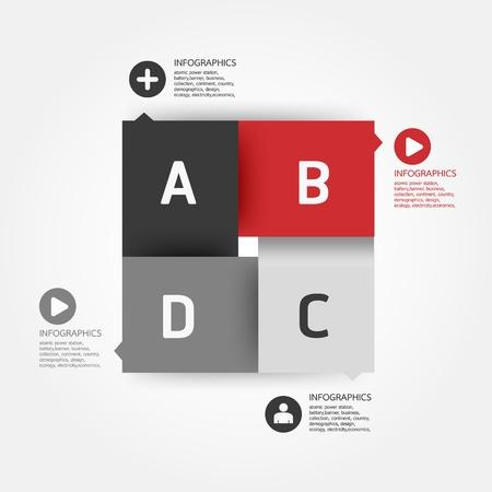 Modern Design template Stock Vector - 17997465