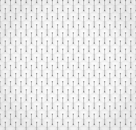 tile background: Modern white background - seamless  can be used for graphic or website layout vector Illustration