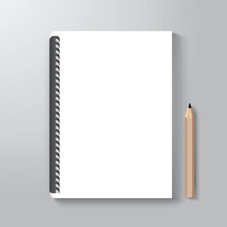 portadas: Dise�o del libro de la cubierta de plantilla de estilo  se puede utilizar para E-Book Cover  E-portada de revista  ilustraci�n vectorial