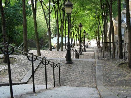 leading the way: La strada che porta in centro