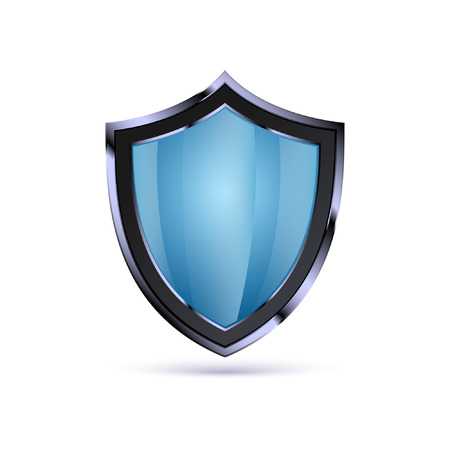 defend: Blue shield icon