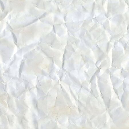 Background of crumpled paper