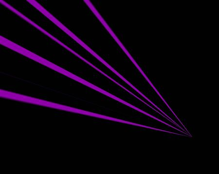 Purple Neon Abstract Background