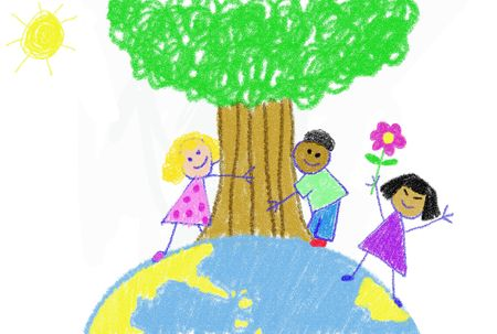 Multicultural Kids and Ecology
